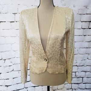 Vintage Nolan Miller Dynasty Collection Blazer